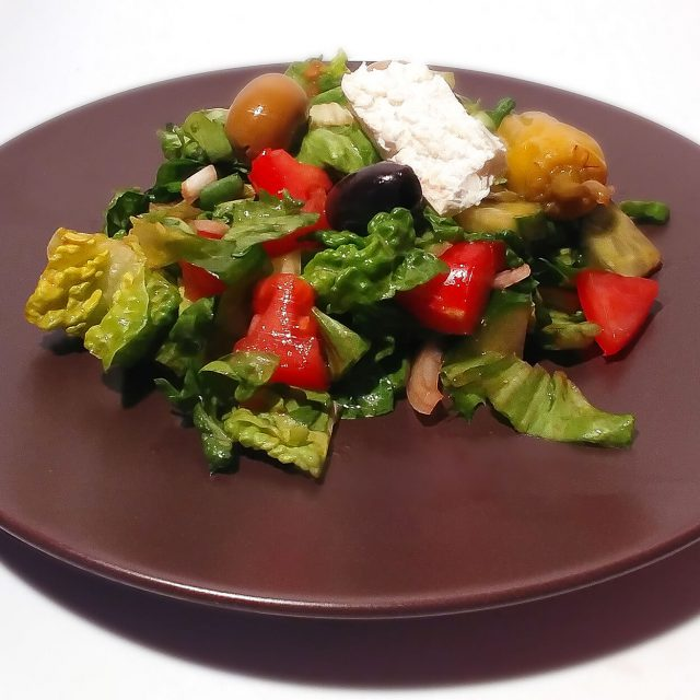 Rezept: Bauernsalat