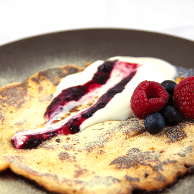 Rezept: Eiweiß-Pancakes