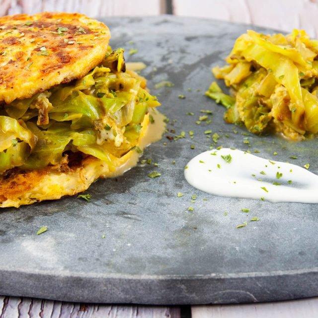 Rezept: Urkohl-Eier Sandwich