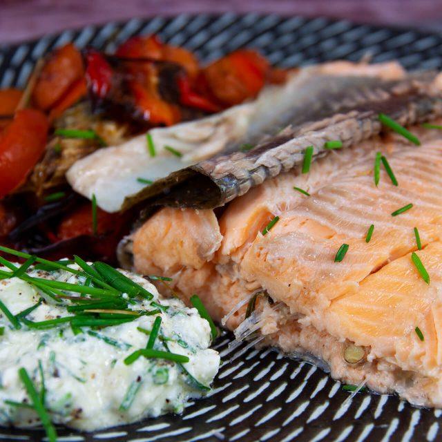 Low Carb Rezept: Fisch aus dem Ofen