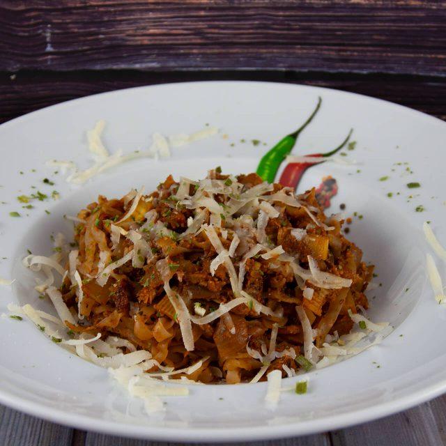 Rezept: Vegetarische Bolognese